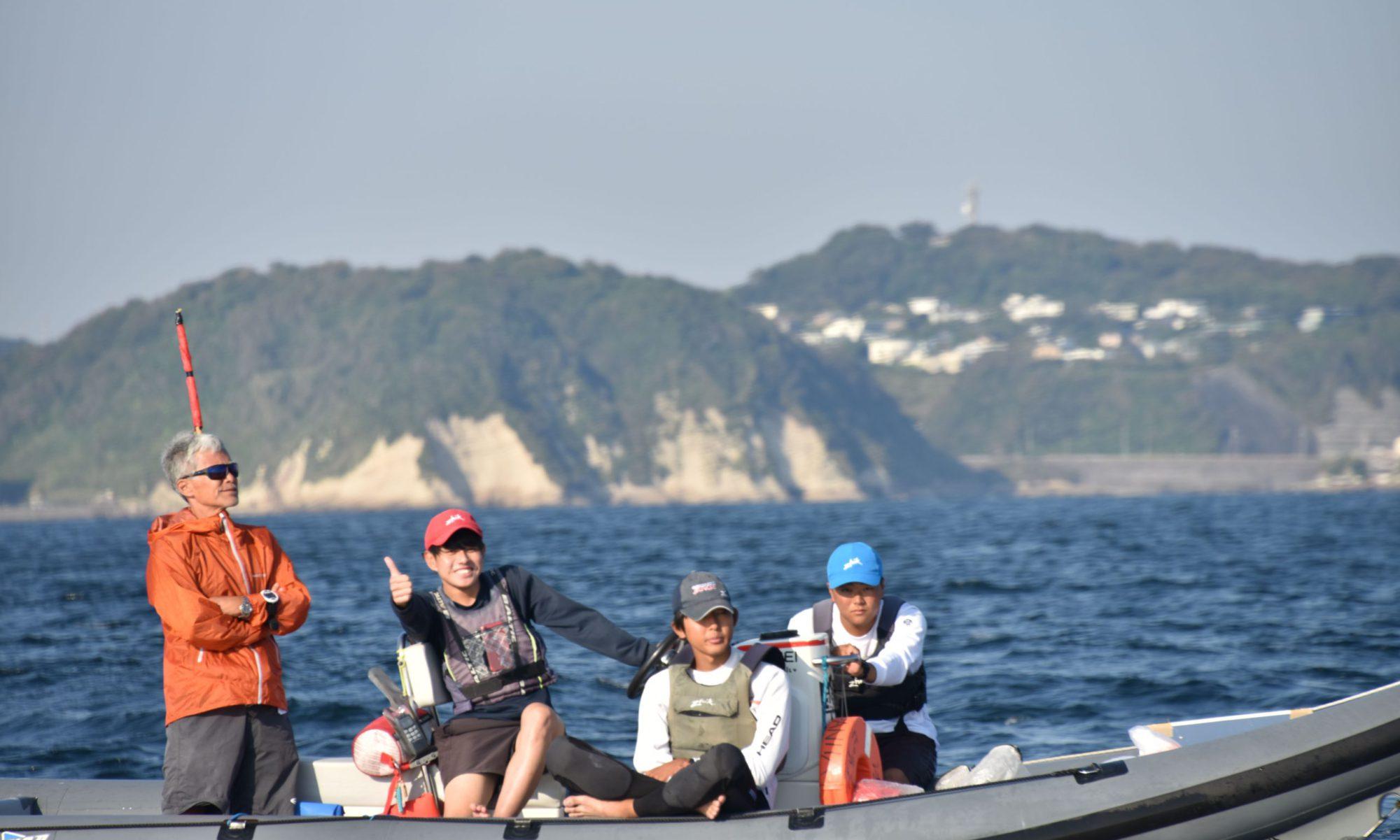 法政大学体育会ヨット部ホームページ